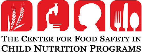 Center for Food Safety in Child Nutrition Programs logo